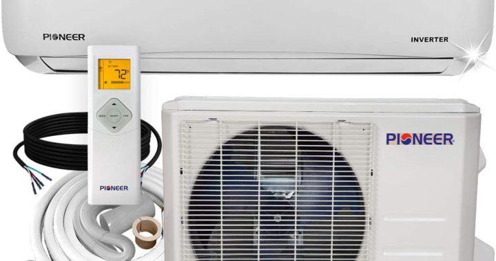 Pioneer Mini Split WYS Series 19 SEER Air Conditioner