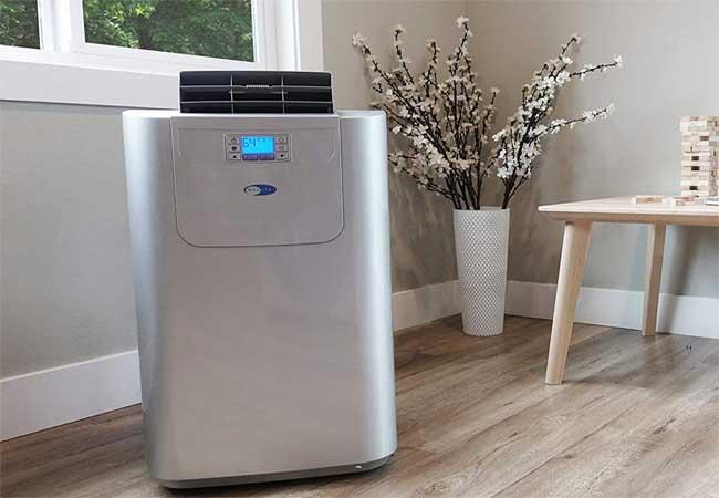 Portable air conditioner benefits
