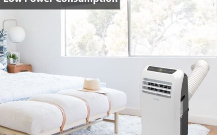 SereneLife 10,000 BTU Portable Air Conditioner Review