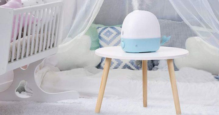 TaoTronics Ultrasonic Humidifiers for Babies Nursery Review