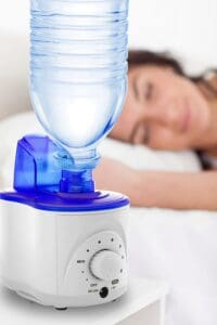 Bell+Howell 8662 Ultrasonic Personal Portable Humidifier