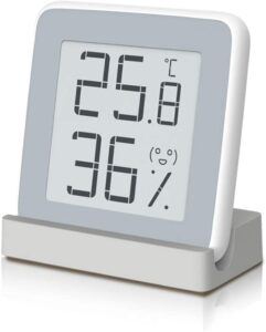 Homidy Digital Hygrometer Indoor Thermometer