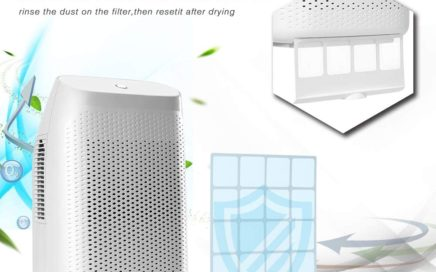 Honati 2000ml Small Portable Home Dehumidifier Review