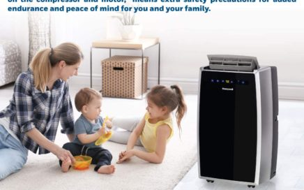 Honeywell Condition MN12CES 12,000 BTU Portable Air ConditionerReview