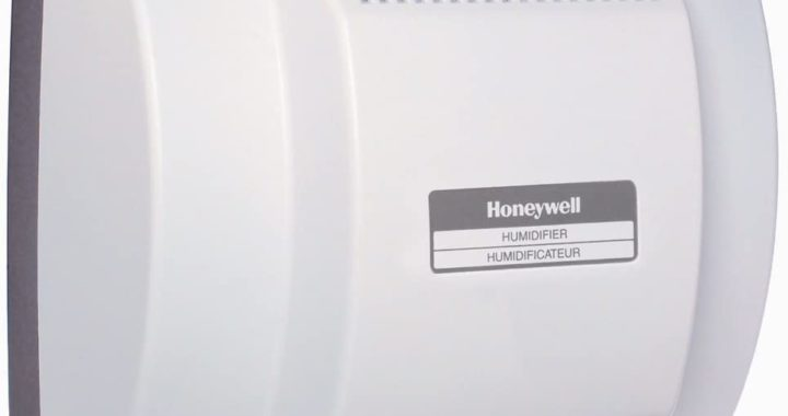 Honeywell HE360A1075 HE360A Whole House Humidifier Review