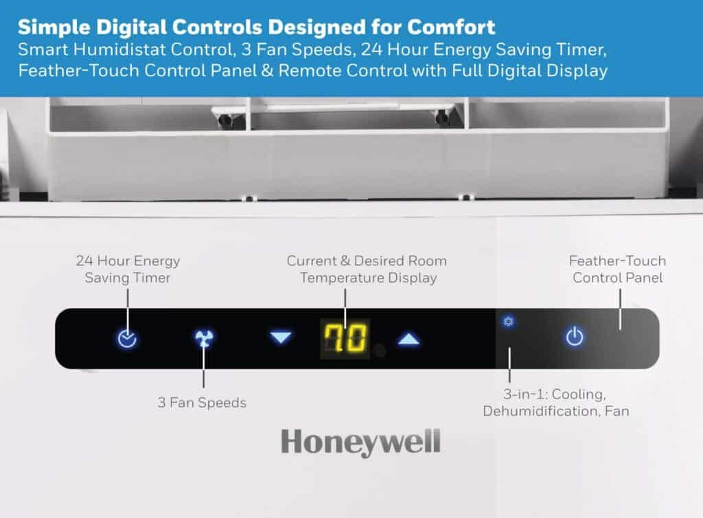 Honeywell MN10CESWW 10000 BTU Portable Conditioner Review