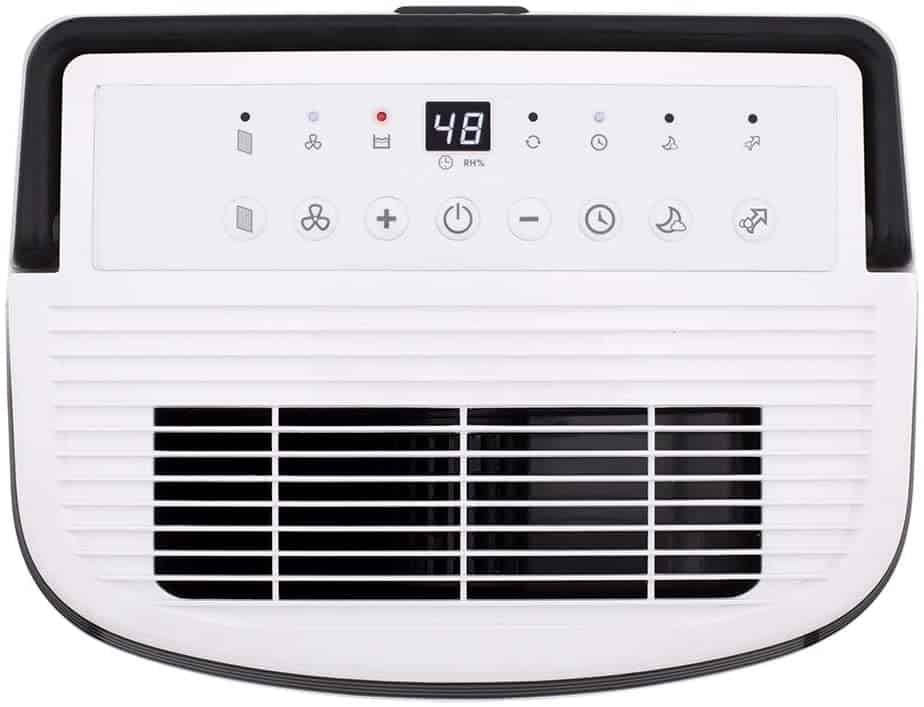Honeywell TP70PWK 70 Pint Dehumidifier Review