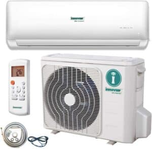 Innovair ductless mini split Air Conditioner