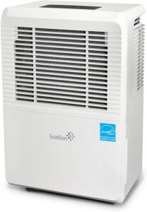 Ivation 70-Pint Energy Star Compressor Dehumidifier with Pump Review