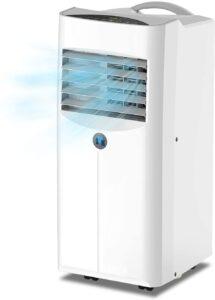 JHS A001-10KRD 10,000 BTU Portable Air Conditioner Review