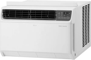 LG 115V Dual Inverter Smart Window Air Conditioner
