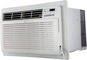 LG 9,800 BTU Through-the-Wall Air Conditioner