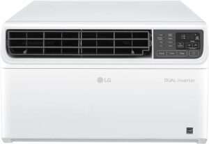 LG LW1019IVSM 9500 BTU 115V Window Air Conditioner