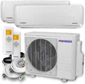 PIONEER WYS020GMHI22M2 Ductless Mini-Split Air Conditioner