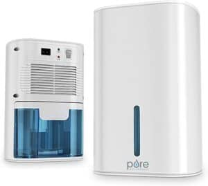 Pure Enrichment PEDEHUM Deluxe Mini Dehumidifier
