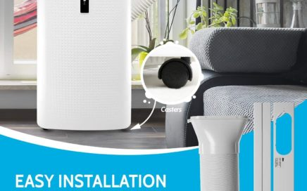 RolliCool COOL310-19 Alexa-Enabled Portable Air Conditioner 12,000 BTU Review