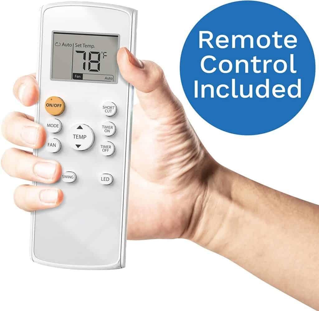 hOmeLabs 14,000 BTU Portable Air Conditioner Review