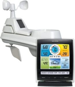 AcuRite 5-in-1 01512 Wireless Weather Station
