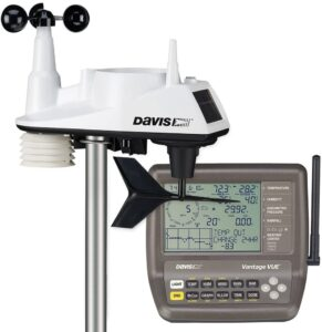 Davis Instruments 6250 Vantage Vue Weather Station with LCD Console