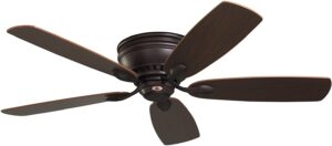 Emerson Prima Snugger 52 inch Ceiling Fan with wall control