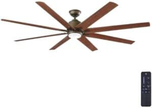 Kensgrove 72 LED Espresso Bronze Ceiling Fan