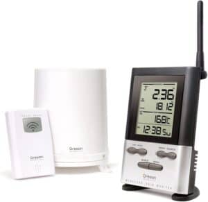 Oregon Scientific Wireless Rain Gauge Weather Station