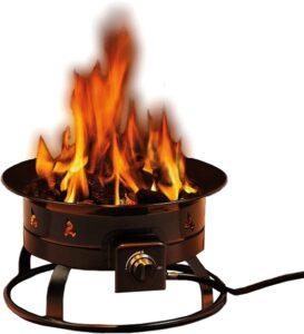 Heininger 5995 58,000 Outdoor Propane Fire Pit