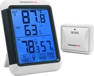 ThermoPro TP65A Indoor and Outdoor Thermometer