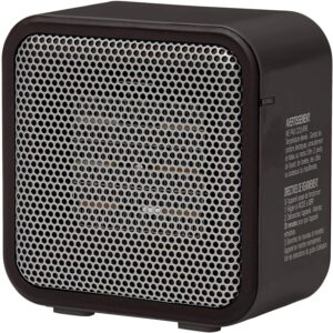 AmazonBasics 500W Mini Space Heater