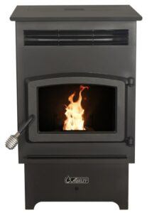 Ashley 60 Pound Pellet Stove by US Stove
