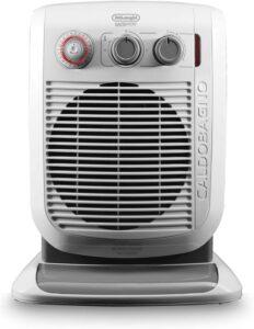 DeLonghi HVF3555TB Bathroom Heater