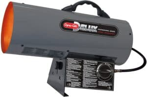 Dyna-Glo RMC-FA60DGD 30,000-60,000 BTU Liquid Propane Forced Air Heater