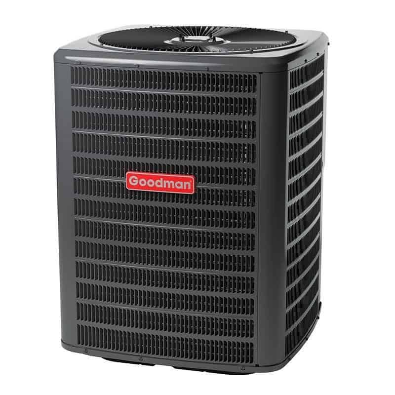 Goodman GSXC18 central air conditioner review