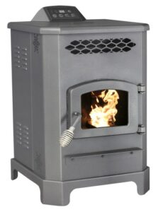 King Mini Wood Pellet Stove by US Stove