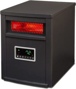 Lifesmart Room Infrared Heater with Remote