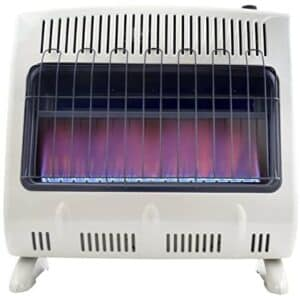 Mr. Heater MHVFB30NGT Blue Flame Natural Gas Heater