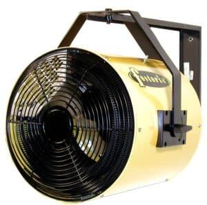 TPI Corporation Wave Heat Electric Portable Phase Three Salamander