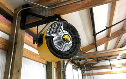 Top 10 Best Garage Heaters for Warm Working Conditions
