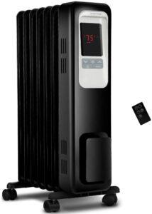 Aikoper 1500W Oil Radiator Heater