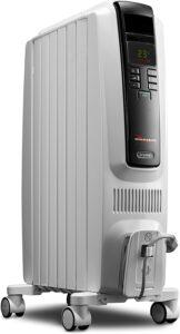 De'Longhi Quiet 1500W Radiator Space Heater