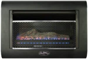 Duluth Ventless Linear Wall Fireplace