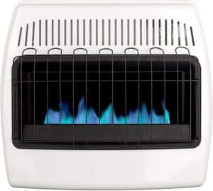 Dyna-Glo 30,000 BTU Natural Gas Vent Free Wall Heater