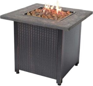 Endless Summer Gas Outdoor Fireplace