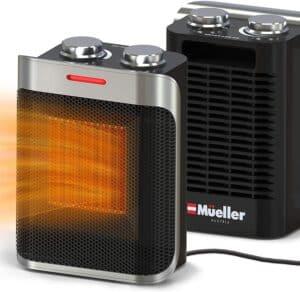 Mueller Portable Mini Space Heater