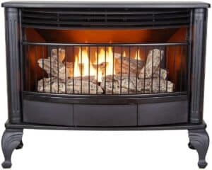 ProComVentless Dual Fuel Fireplace