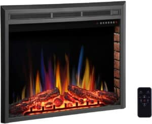 R.W.FLAME 36 inch Electric Fireplace