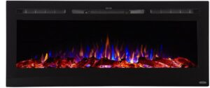 Touchstone 80004 - Sideline Electric Fireplace
