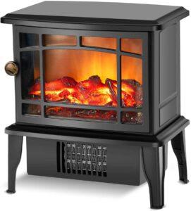 Trustech Fireplace Space Heater