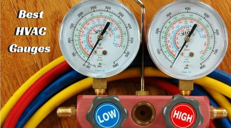 The 7 Best HVAC Gauges Reviews and Buying Guide
