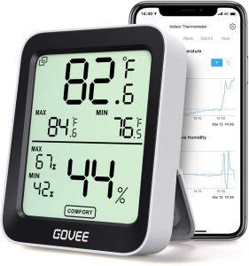 Govee Indoor Hygrometer Thermometer